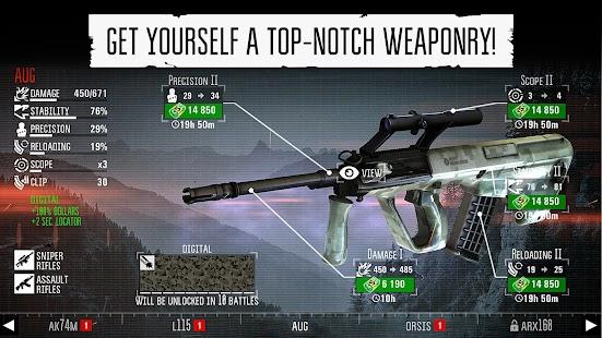 Sniper Battles: online PvP shooter game - FPS