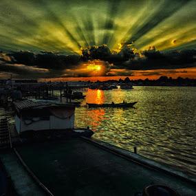 ROL by Niin Peweel - Landscapes Sunsets & Sunrises ( sunsets, landscapes )