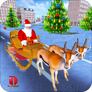 Christmas Santa Rush Delivery- Gift Game For PC / Windows 7/8/10 / Mac – Free Download