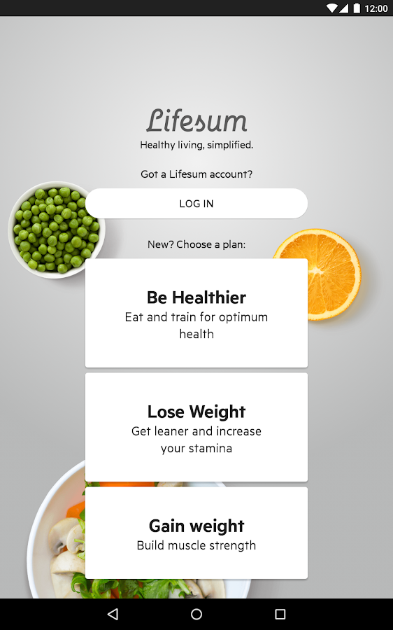 Lifesum: Healthy lifestyle app Screenshot 8