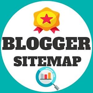 Blogger Sitemap Generator For PC (Windows & MAC)