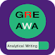 GRE Analytical Writing AWA