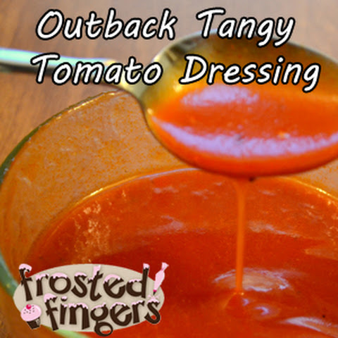 Tangy Tomato Salad Dressing