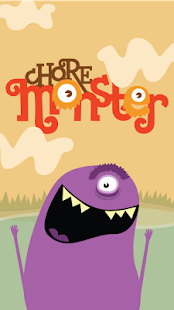 ChoreMonster- screenshot