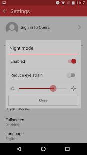 App Opera Mini browser beta APK for Windows Phone
