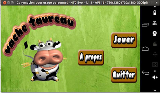Vache Taureau - screenshot