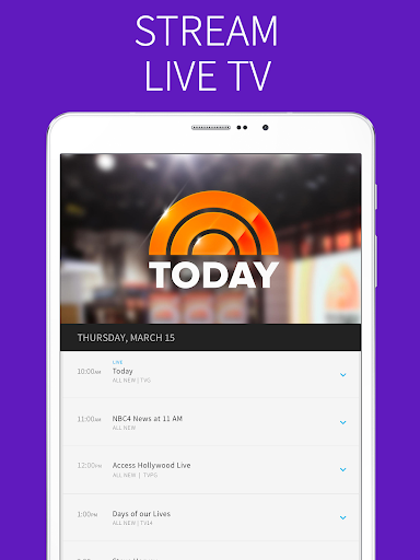 The NBC App - Watch Live TV and Full Episodes screenshot 10