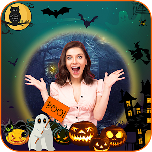 Download Halloween Photo Frame 2017 for Android