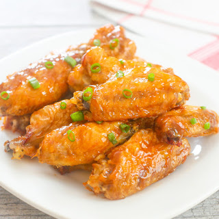 Orange Juice Chicken Wings Recipes