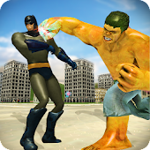 Free League of Superheroes - Gangster City Battle APK for Windows 8