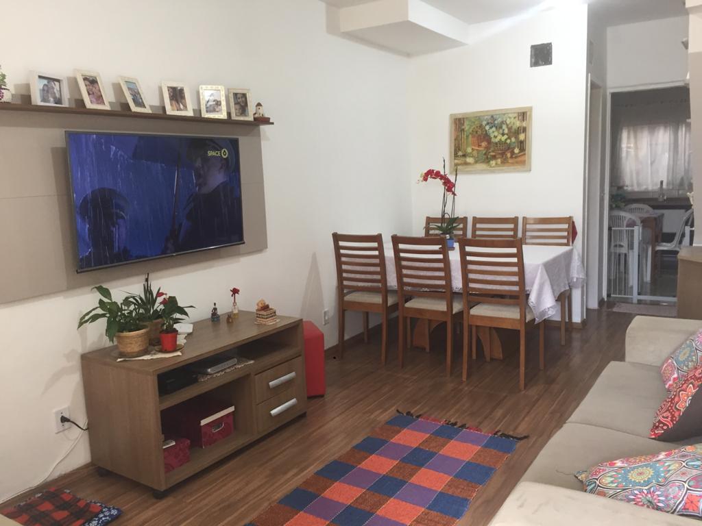 Ótima casa de 74m2 2 suítes em condomínio fechado a 3 minutos do Centro de Jandira
