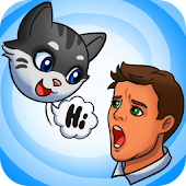 Download Talk to cat! Simulator APK for Android Kitkat