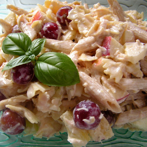 Fruity Summer Pasta Salad