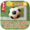 Coins For Dream League Prank 2017 APK for Kindle Fire