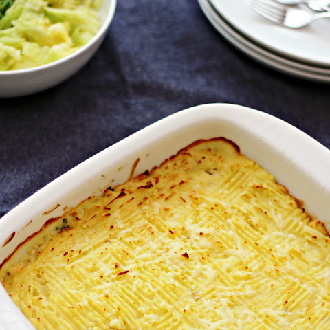 Easy Peasy Fish Pie