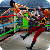 Download Full Women Wrestling Revolution PRO 1.0 APK