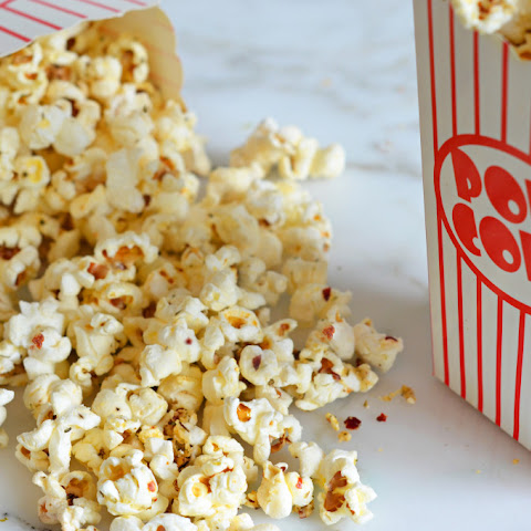 Crazy Good Spicy Italian Popcorn