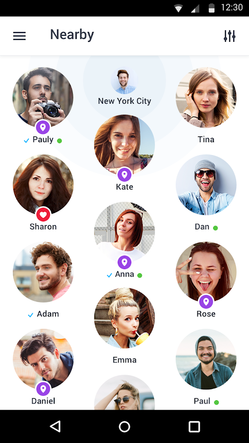 Badoo - Meet New People Screenshot 1