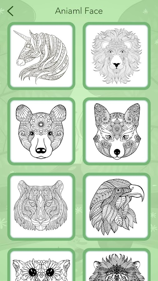 Animal Coloring Book Screenshot 6