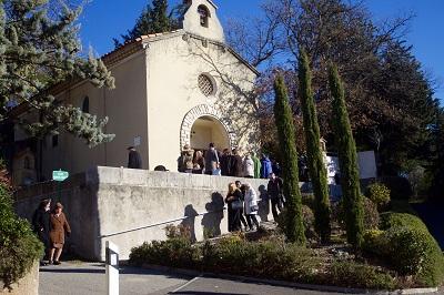 photo de Saint Benoît Labre (Chapelle de Palette)