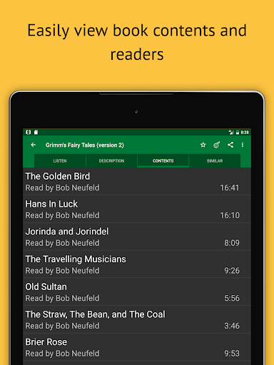 LibriVox Audio Books Free screenshot 14