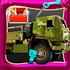 Build An Army Truck & Fix It 1.0.1