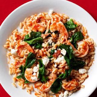 Orzo Spinach Feta Tomato Recipes