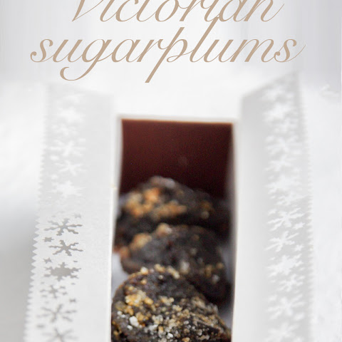 Twas the Night Before Christmas; Victorian Sugarplums