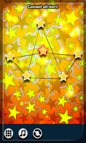 android Stars Connection Screenshot 4