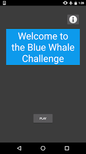 Blue Wale Herausforderung android spiele download