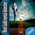 App Best gold metal detector apk for kindle fire