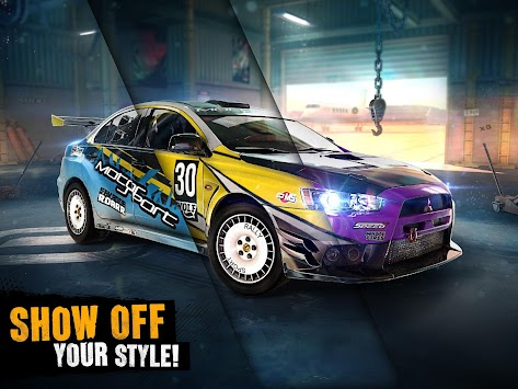 Asphalt Xtreme: Offroad Racing APK screenshot thumbnail 5