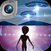 Alien Photo Editor: UFO Photo