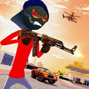 Stickman Mafia Gangster Gang Wars For PC / Windows 7/8/10 / Mac – Free Download