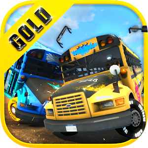 Cover art Bus Demolition Derby GOLD+