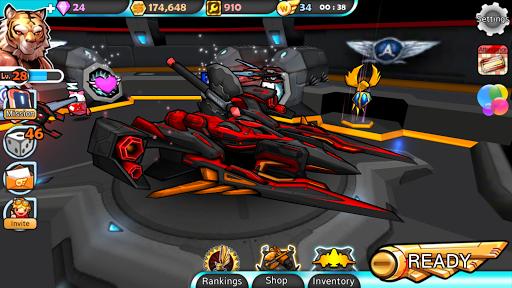 Astrowings Blitz - screenshot