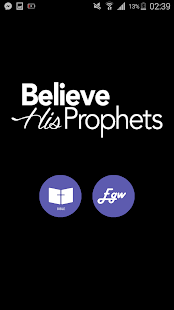 Believe his Prophets(Donation) - screenshot