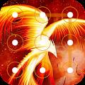 App Applock Theme - Fire Phoenix APK for Windows Phone
