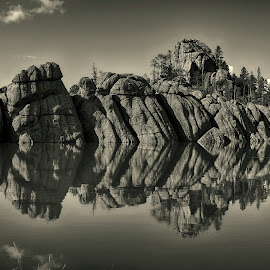Custer State Park by Gosha L - Landscapes Waterscapes ( water, nature, lake, landscapes, travel photography )