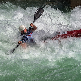 In a Mess by Mike Watts - Sports & Fitness Watersports ( canoe, kayak, whitewater )