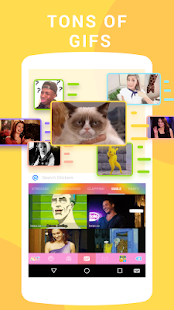Free Kika Emoji Keyboard+Emoticons APK for Windows 8