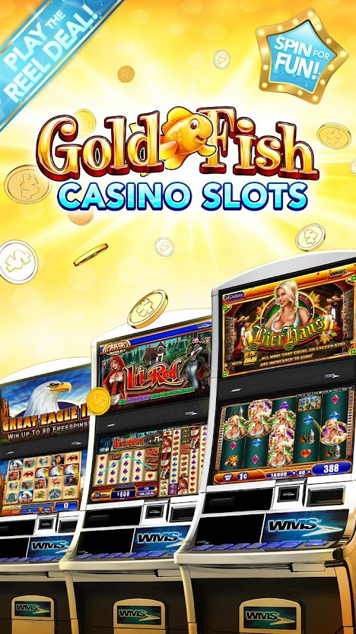 Gold Fish Casino Slots for Fun Screenshot 0