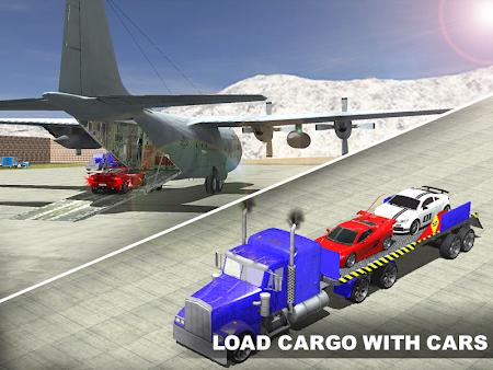 Airplane Pilot Car Transporter 1.4 screenshot 212387