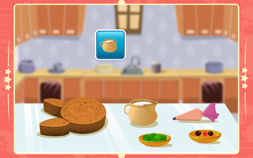 Baking Bunny Cake - screenshot