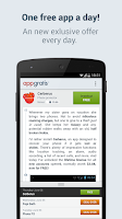 Screenshot of AppGratis - Cool apps for free