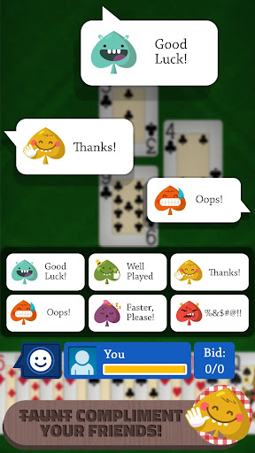 Spades: Classic Card Game For PC