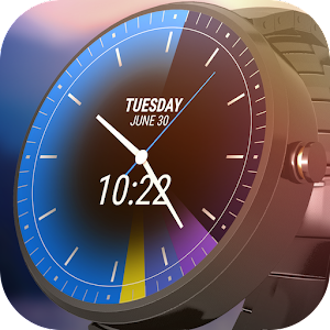 Sunrise Sunset Watch Face