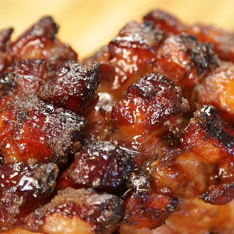 1. Slow-Roasted Honey Glazed Pork