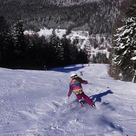 winter sport by Roxana Avramescu - Sports & Fitness Snow Sports ( ski, skiing, winter, snow, sport )
