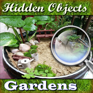 Hidden Objects Mystery Garden Hacks and cheats